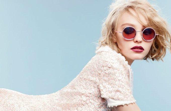 lili rouz dep chanel 1 Ćerka Džonija Depa novo lice modne kuće Chanel