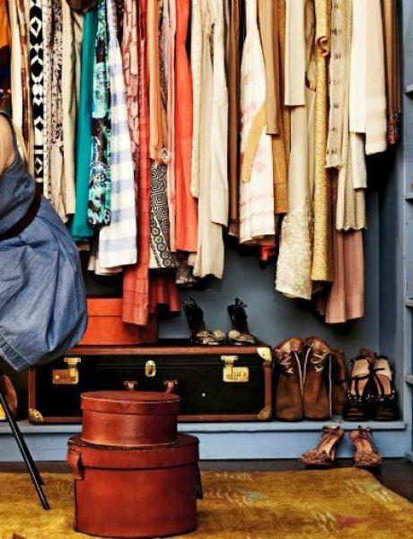 Obuci se u maminom garderoberu