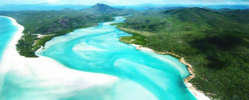 Najlepša ostrva na svetu