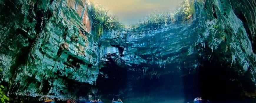 Na skriveno te vodim mesto: Najčarobnije pećine sveta