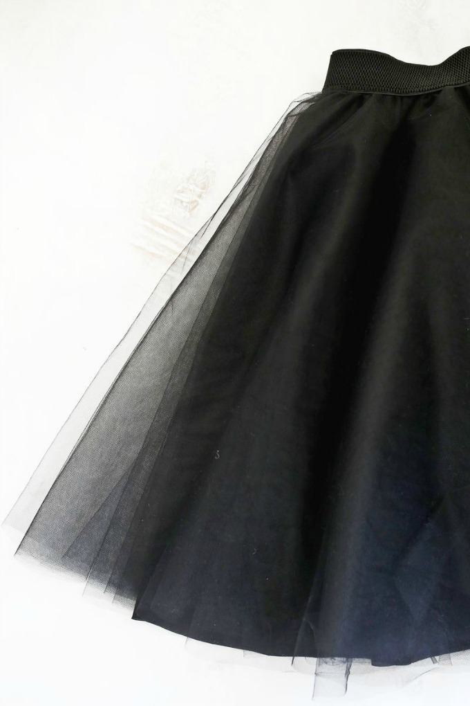 napravi sama suknju od tila 10 Tutorijal: Napravi sama suknju od tila