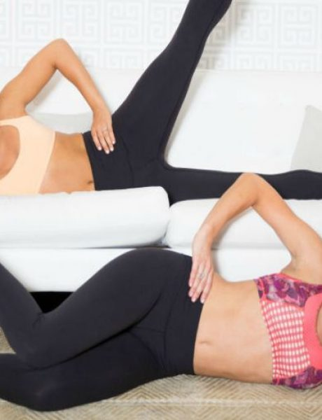 7 načina da oblikuješ telo dok gledaš TV