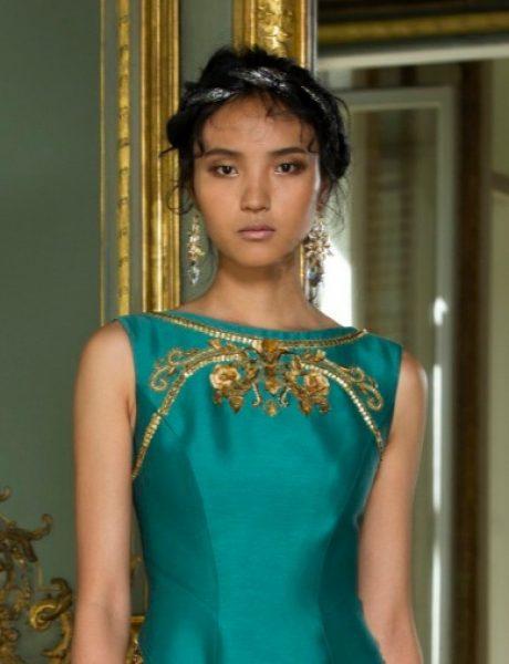 Christian Dior i Alberta Ferretti na Paris Haute Couture Fashion Week-u