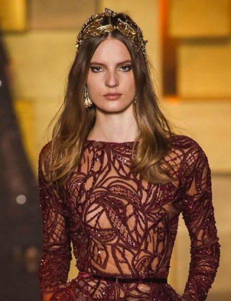 Haljine za princeze na pariskoj Nedelji visoke mode