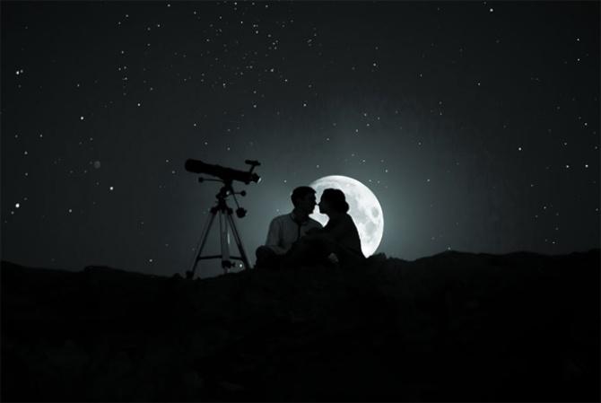 plav mesec Večeras je Plavi mesec, saznaj šta može da ti donese