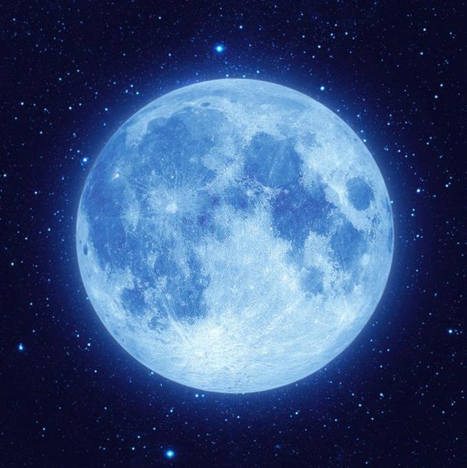 plavi mesec veceras Večeras je Plavi mesec, saznaj šta može da ti donese