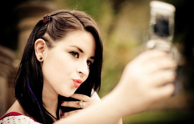 poziranje Kako da budeš fotogenična