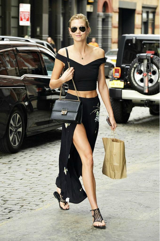 poznate lepotice modni trikovi 3 Trikovi poznatih: Kako da izgledate bolje i mršavije?