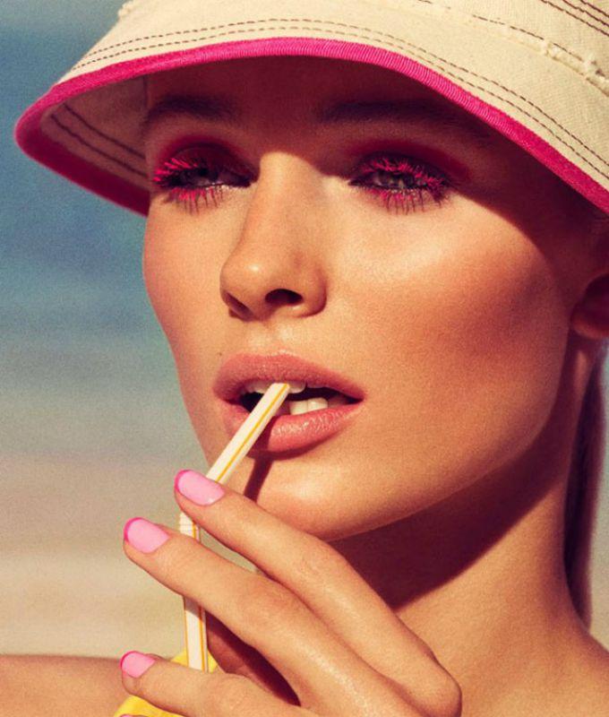 sminka na plazi Sačuvaj šminku i dok si u vodi