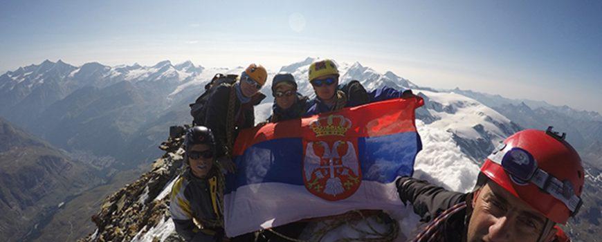Prve srpkinje osvojile Materhorn – čuveni vrh poznat i sa čokolade Tablerone
