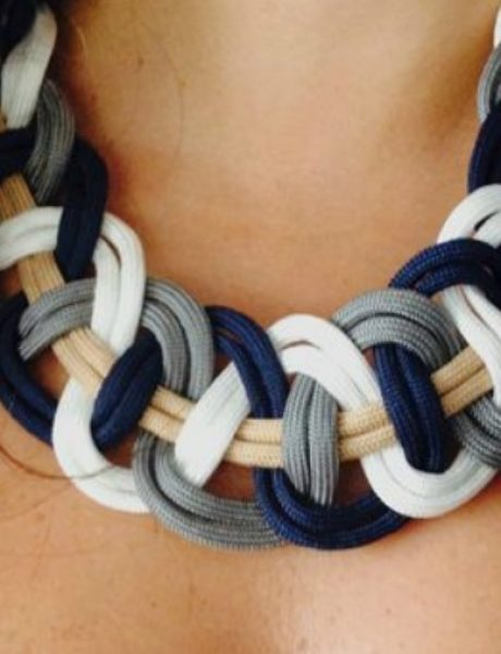 Uradi sama: Interesantne i upečatljive ogrlice