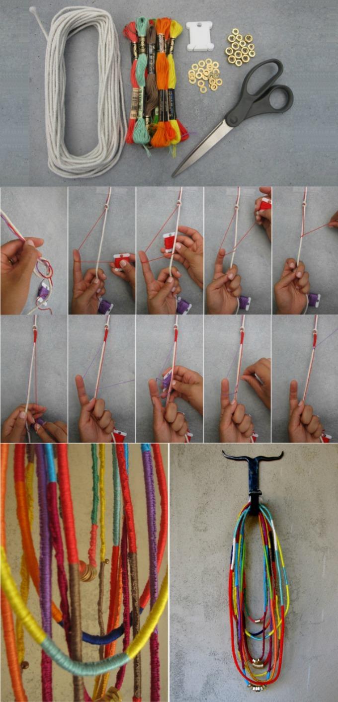 uradi sama ogrlice 5 Uradi sama: Interesantne i upečatljive ogrlice