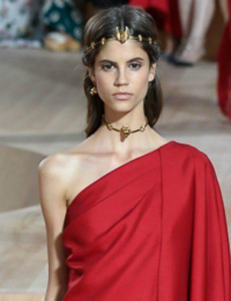 Modna kuća Valentino na pariskoj Nedelji visoke mode