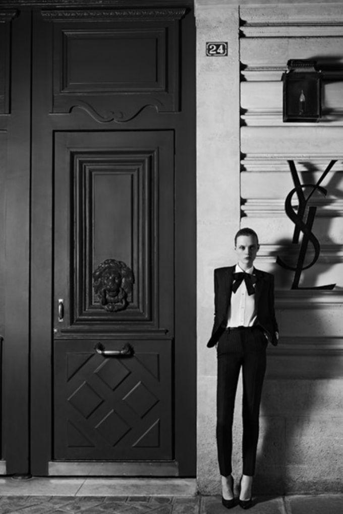 yves saint laurent 2 Yves Saint Laurent kreira visoku modu posle više od decenije