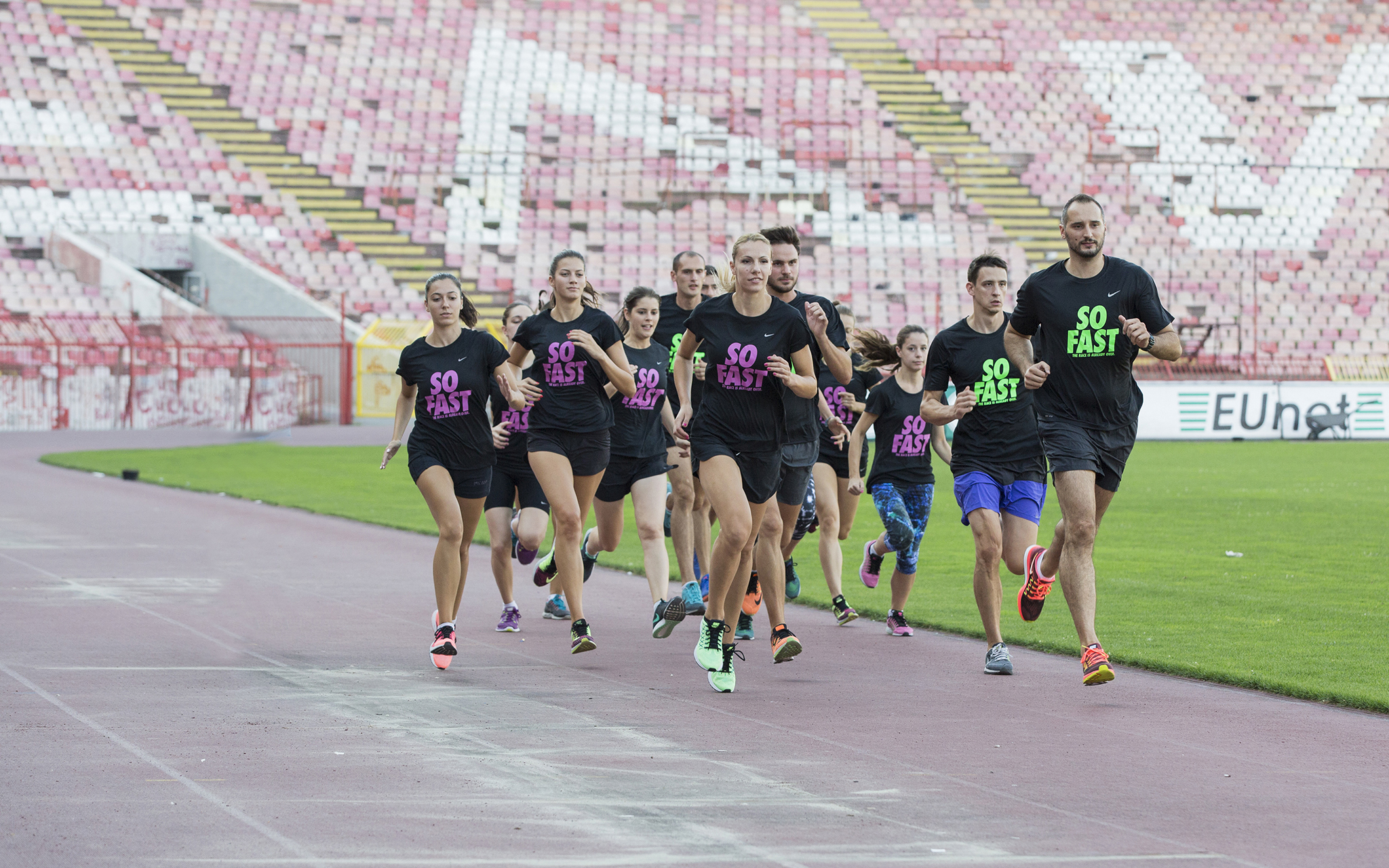 8 I Beograd obeležio najbrži dan na planeti