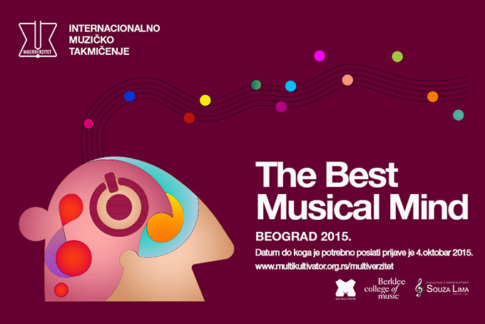 BMM vizual Šansa za mlade muzičke talente iz celog sveta