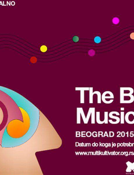 Šansa za mlade muzičke talente iz celog sveta