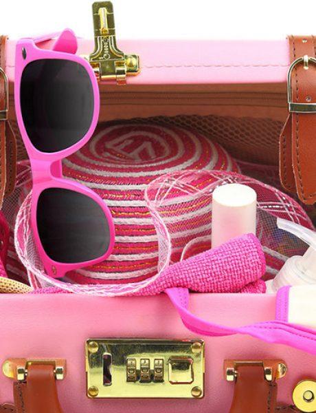 Opremi svoj kofer praktičnim pakovanjima kozmetike