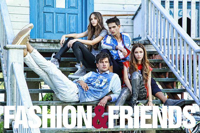 FF 1 2015 logo Fashion&Friends reklamna kampanja za sezonu jesen/zima 2015