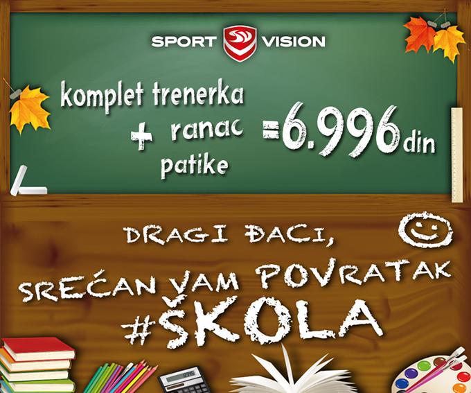Facebook 780x650 Back to School: Nemojte propustiti Champion ponudu u Sport Vision prodavnicama