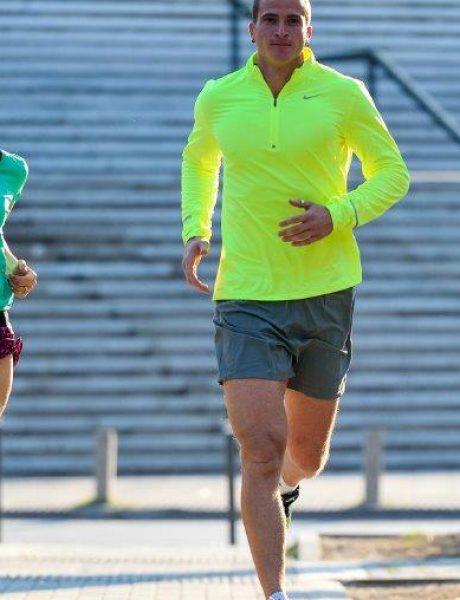 Bojana Barović spremna za We Run Belgrade