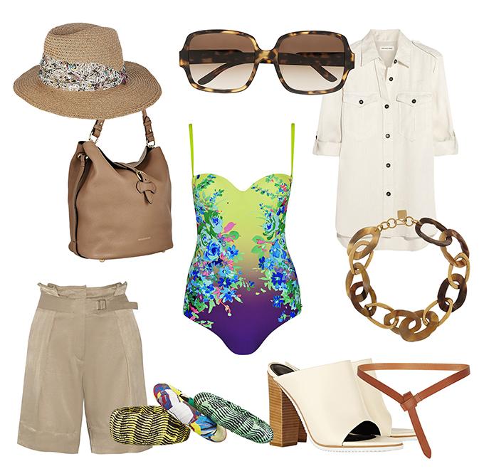 LISCA Safari stil 01 Jedan kupaći – više modnih stilova