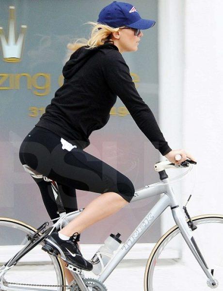 Koje to zvezde vole biciklizam?