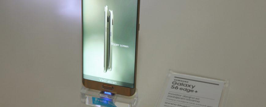 Samsung GALAXY S6 Edge+ predstavljen u Srbiji