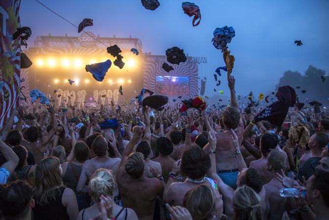 TG MG 0306 MAJORLASER Uz Jana vodu na Sziget festivalu uživalo 400 000 posetilaca
