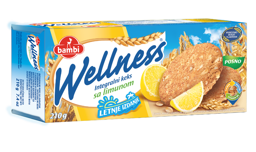 Wellness limun 1 Wellness letnje osveženje sa ukusom limuna