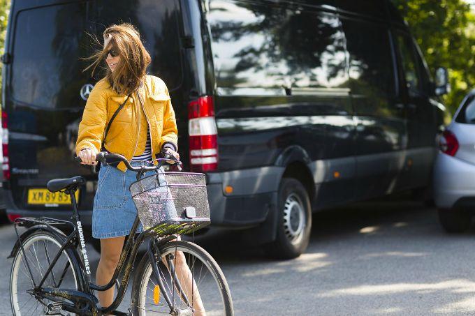 biciklisticki stil kopenhagen 2 Biciklistički stil na ulicama Kopenhagena