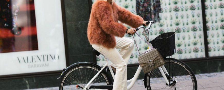 Biciklistički stil na ulicama Kopenhagena