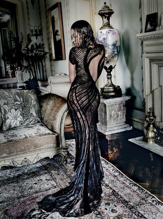 bijonse americki vogue 2 Bijonse ulazi u istoriju prvom naslovnicom za američki Vogue