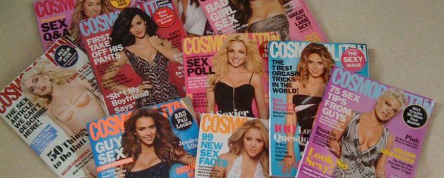 Cosmopolitan će biti tretiran kao pornografski magazini