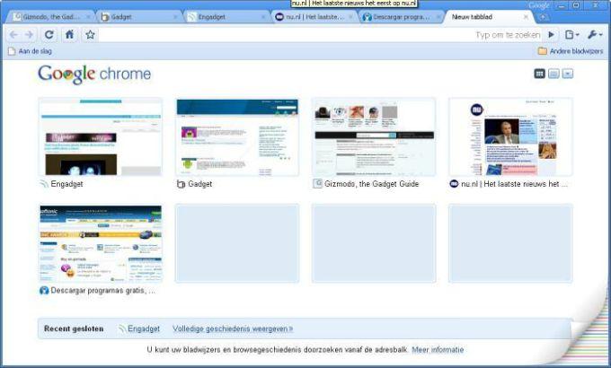 google chrome podesavanja 1 3 skrivene i korisne alatke Google Chrome a