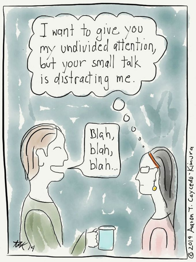 introvertni crtezi 5 Kako izgleda život introvertnih na crtežima