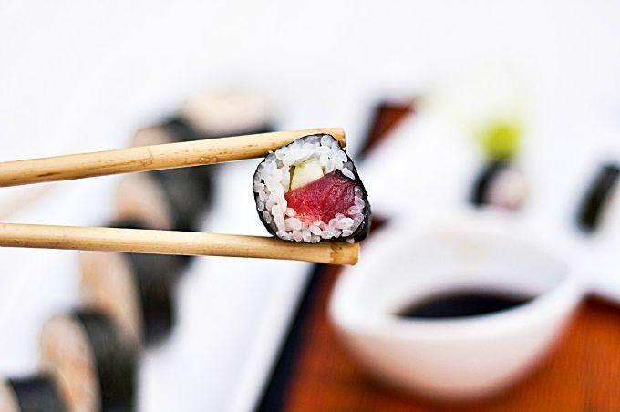 kako se jede susi Tutorijal: Kako da pravilno jedete suši