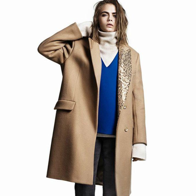 kara delevinj za dkny 2 Povratak Kare Delevinj u kampanji modne kuće DKNY