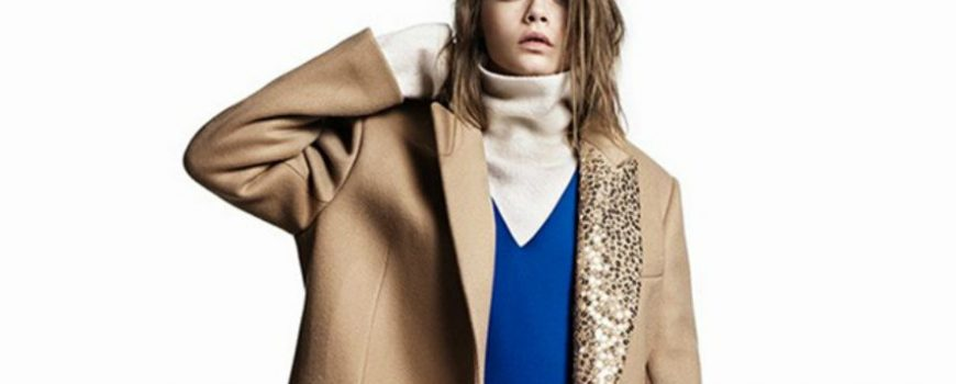 Povratak Kare Delevinj u kampanji modne kuće DKNY