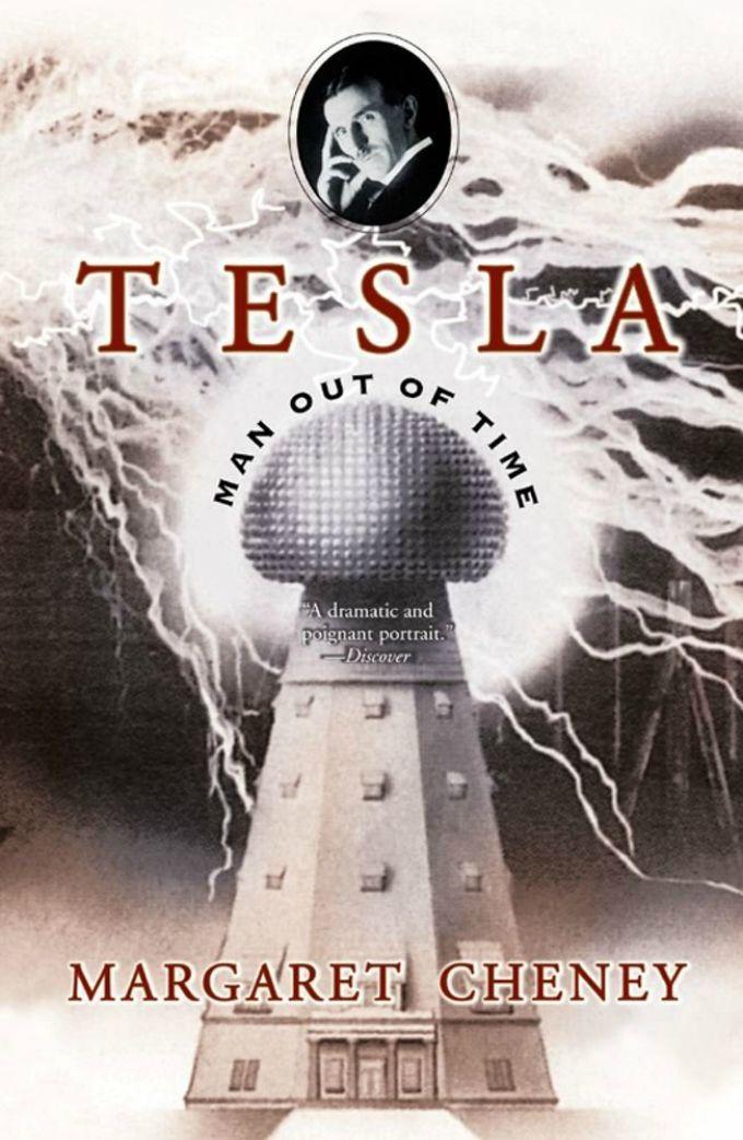 knjiga nikola tesla Nikola Tesla predvideo superiornost žena