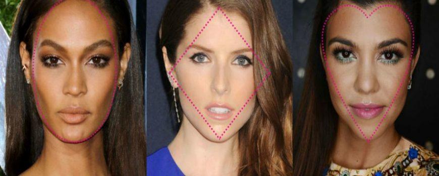Kako da pravilno konturišeš lice prateći njegov oblik