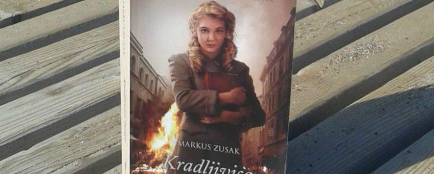 "Sa knjigama na ti: ""Kradljivica knjiga"" Markus Zusak"