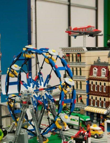 "Za vikend ""LEGO izložba"" u Delta City-ju"