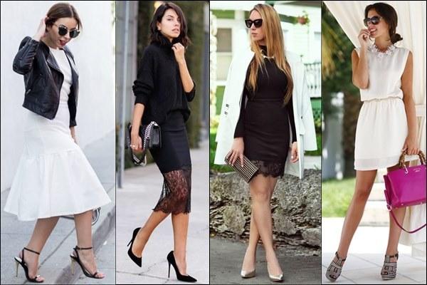 mala bela ili mala crna haljina Kviz: Da li je za tebe mala bela ili mala crna haljina?