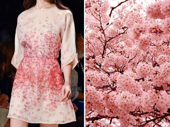 moda i priroda 2 Da li su dizajneri inspiraciju za ove haljine našli u prirodi?
