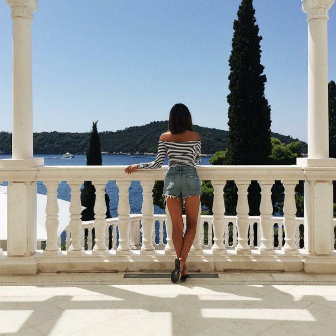 modne blogerke u dubrovniku 4 Najpoznatije modne blogerke stigle u Dubrovnik