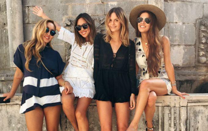 modne blogerke u dubrovniku 8 Najpoznatije modne blogerke stigle u Dubrovnik