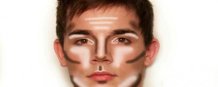 Kako izgleda to kada muškarci konturišu lice?