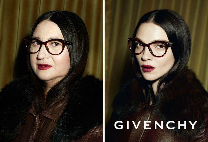 parodije kampanja 2 Sredovečna žena kao poznati modeli