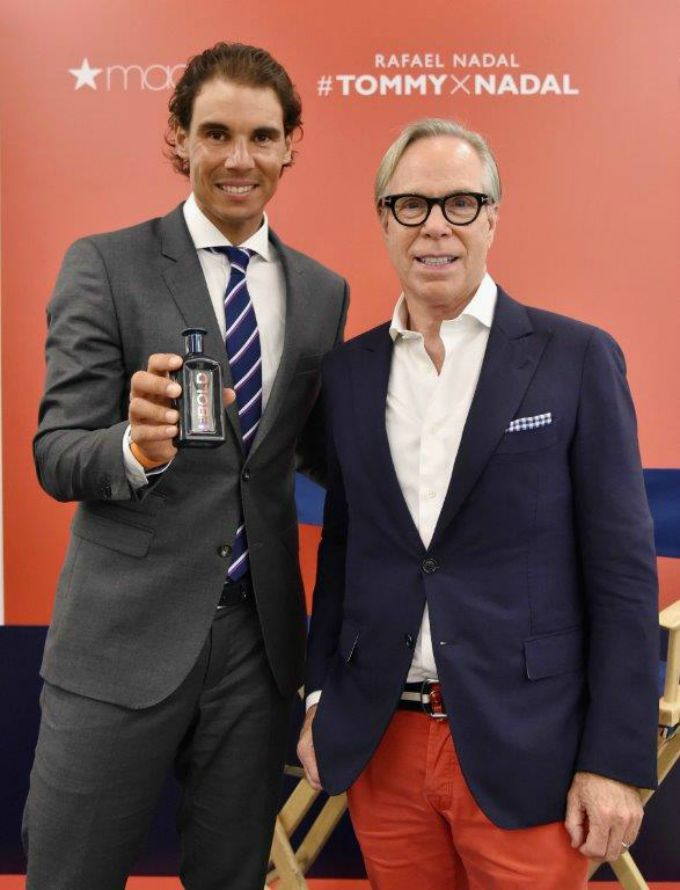 rafael nadal tommy hilfiger 1 Rafael Nadal globalni ambasador brenda Tommy Hilfiger